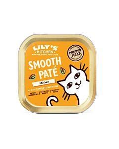 Lily's Kitchen Nassfutter für Katzen Classic Dinner Huhn 19x85g