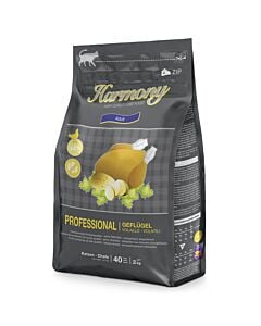 Harmony Cat Professional Adult Volaille