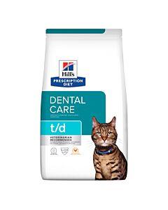 Hill's Prescription Diet Feline t/d Dental Health