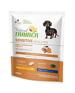 Trainer Hundefutter Sensitive No Gluten Small & Toy Adult Salmon