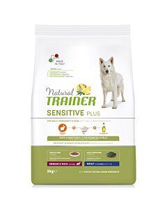 Trainer Hundefutter Sensitive Plus Medium & Maxi Adult Kaninchen