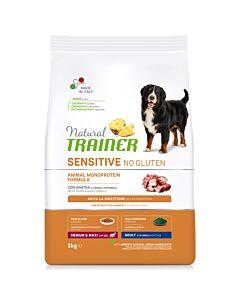 Trainer Nourriture pour chien Sensitive No Gluten Medium & Maxi Adult Canard