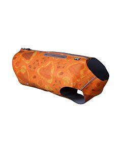 Hurtta Neopren Swimmer Weste orange camouflage