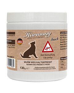 Harmony Dog Natural Hundesnack gegen Würmer