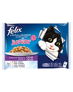 Felix Aussi Bon que Beau Junior 4x100g