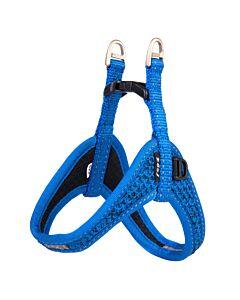 Rogz Harnais pour chien Fast-Fit Harness bleu