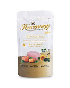 Harmony Cat Monoprotein Bio Adult Truthahn Katzenfutter