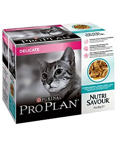 Pro Plan Cat Nutrisavour Delicate