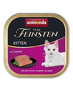 animonda Katzenfutter Vom Feinsten KITTEN