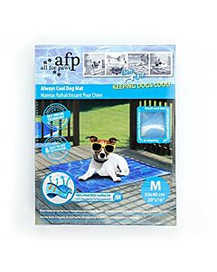 All for Paws Chill Out Always Cool Dog Mat Kühlmatte für Hunde
