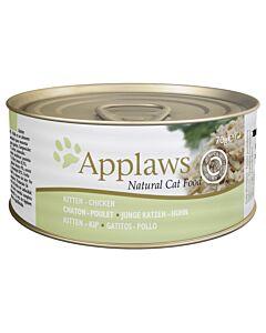 Applaws Nourriture pour chats Tin Kitten Poulet