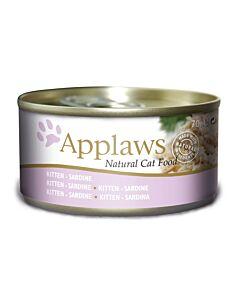 Applaws Katzenfutter Tin Kitten Sardine