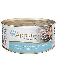 Applaws Katzenfutter Tin Thunfisch Filet