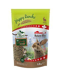 Happy Rancho Swiss Nature Mix Kaninchenfutter