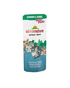 Almo Nature Katzensnack HFC Minifood Thunfiischfilet