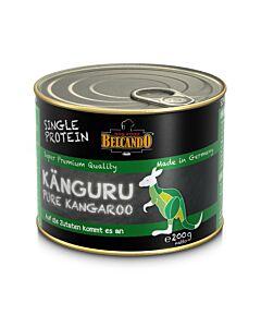Belcando Single Protein Nassfutter Känguru