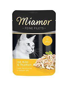 Miamor Katzenfutter Feine Filets diverse Geschmacksrichtungen