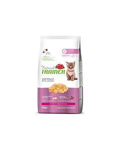 Trainer Feline Natural Kitten Huhn