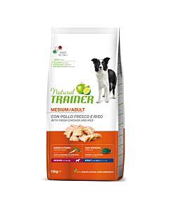 Trainer NATURAL Adult Medium Chicken, Rice & Aloe Vera