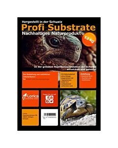Profi Substrate Schildkrötenerde