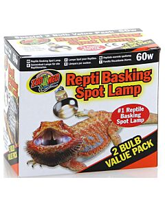 ZooMed Repti Basking Spot Wärmelampe 2 Stück