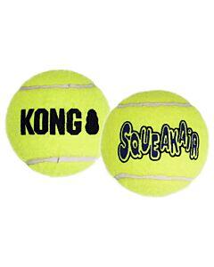 KONG Hundespielzeug SqueakAir Tennisbälle