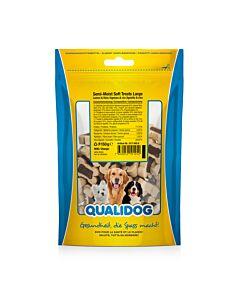 QUALIDOG Snacks pour chien Semi-Moist Agneau & Riz