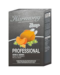 Harmony Cat Professional Katzensuppe Huhn & Kürbis