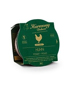 Harmony Cat Deluxe Cup Adult Huhn Anti-Hairball Katzenfutter