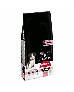 Pro Plan Dog Medium Puppy OPTI DERMA Lachs