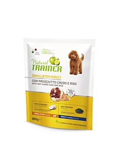 Trainer Hundefutter Natural Small & Toy Adult 800g