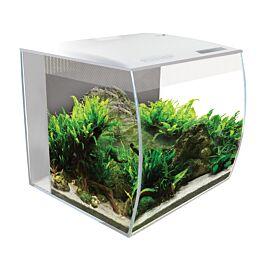 Fluval Flex Aquarium 34l weiss
