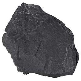 Schieferplatten schwarz per Stück