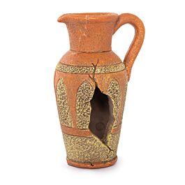 Deep Sea Aquariendekoration ägyptische Vase hoch S