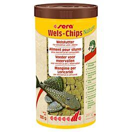 Sera Wels-Chips 1l
