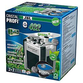 JBL Aquarium Filtre extérieur CristalProfi e402 greenline 4W