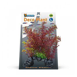 Superfish Deco Plant Aquariumpflanze Cabomba rot L
