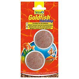 Tetra Goldfish Holiday nourriture de vacances 2x12g