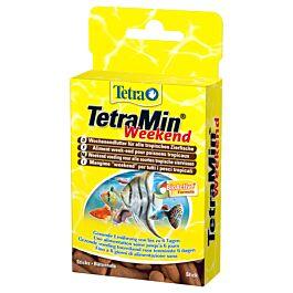 Tetra Min Weekend Sticks  20 pièces