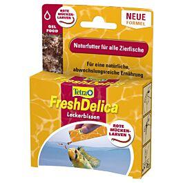 Tetra Fresh Delica larves de moustiques rouges  48g