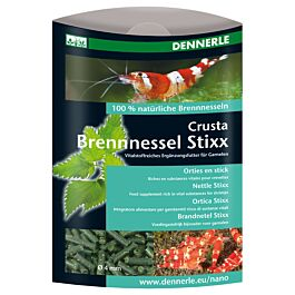 Dennerle Nano Crusta Brennnessel Stixx