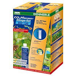 Dennerle CO2 Set de fertilisation de plantes BIO 120