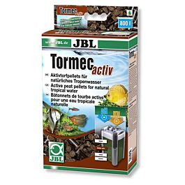 JBL TorMec activ Aktivtorf-Pellets 1000ml für 800L