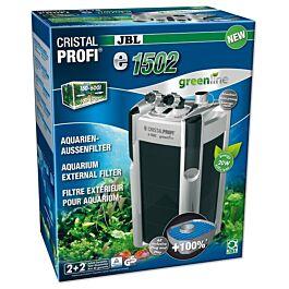 JBL Filtre extérieur CristalProfi e1502 greenline 20w