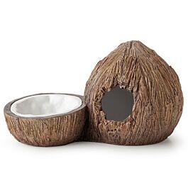 Exo Terra Kokosnuss Höhle & Wassernapf
