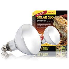 Solar Glo Lampe 160W 16.3x14.5x14.4cm