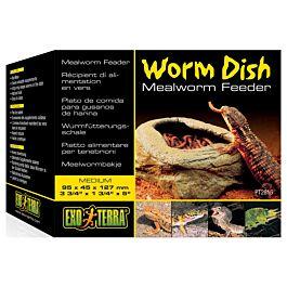 Exo Terra Worm Dish Wurmfütterungsschale