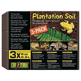 Exo Terra Plantation Soil 3er-Pack
