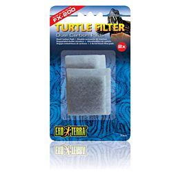 Exo Terra Cartouche de charbon actif FX-200 pcs.