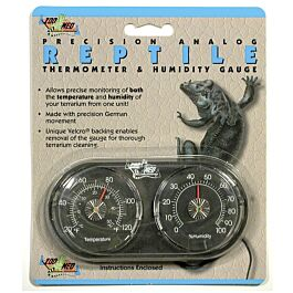 Reptilien Thermometer-Hygrometer